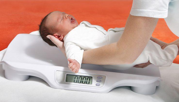 Nguyên nhân nào khiến con bạn chậm tăng cân